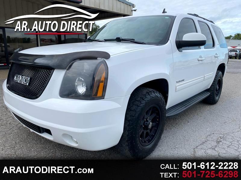 GMC Yukon SLT1 4WD 2012