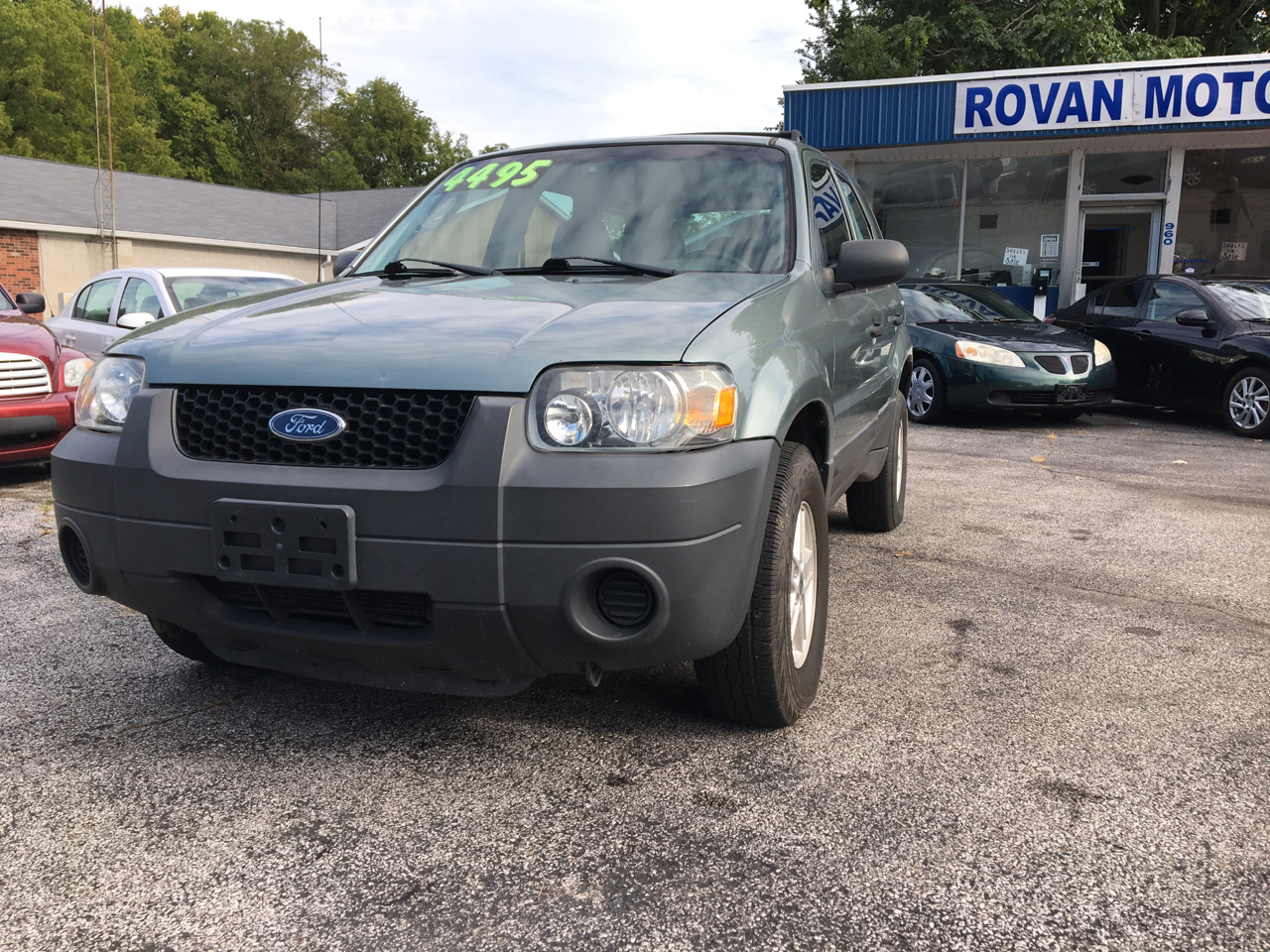 Ford Escape 2WD 4dr I4 Auto XLS 2005