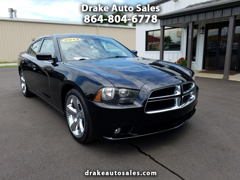 Drake Auto Sales >> Used 2013 Dodge Charger Sxt For Sale In Boiling Springs Sc