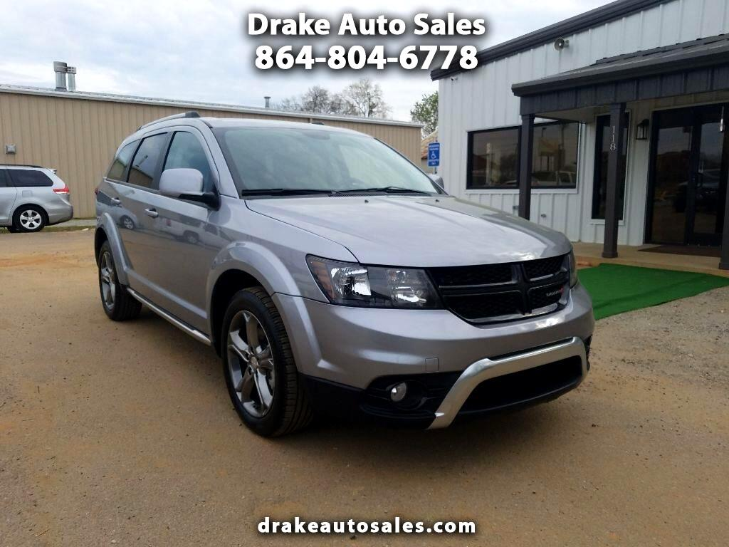 Drake Auto Sales >> Used 2017 Dodge Journey Crossroad Fwd For Sale In Boiling