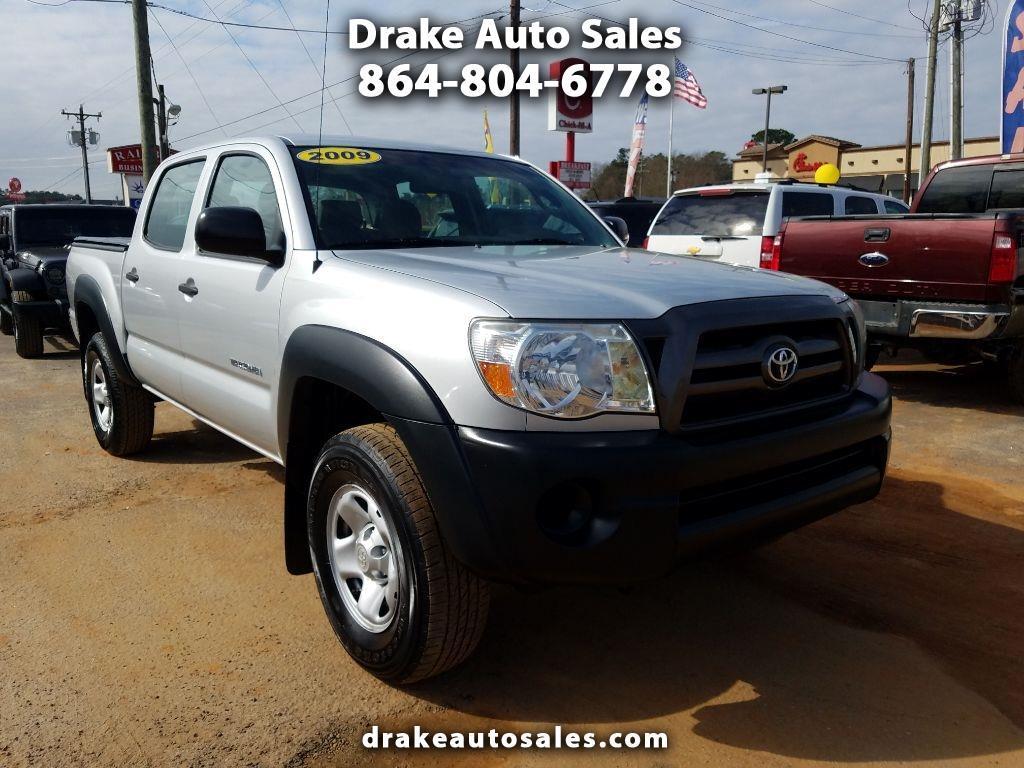 Drake Auto Sales >> Used 2009 Toyota Tacoma In Boiling Springs Sc Auto Com 3tmju62n99m077271
