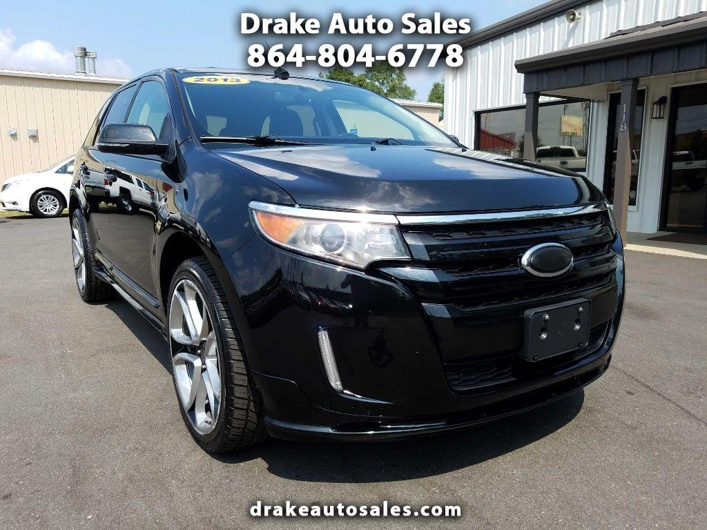 Ford Edge Sport FWD 2013