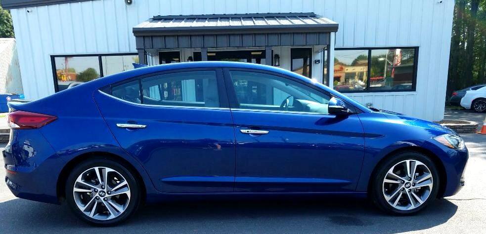Hyundai Elantra Value Edition 6A 2017