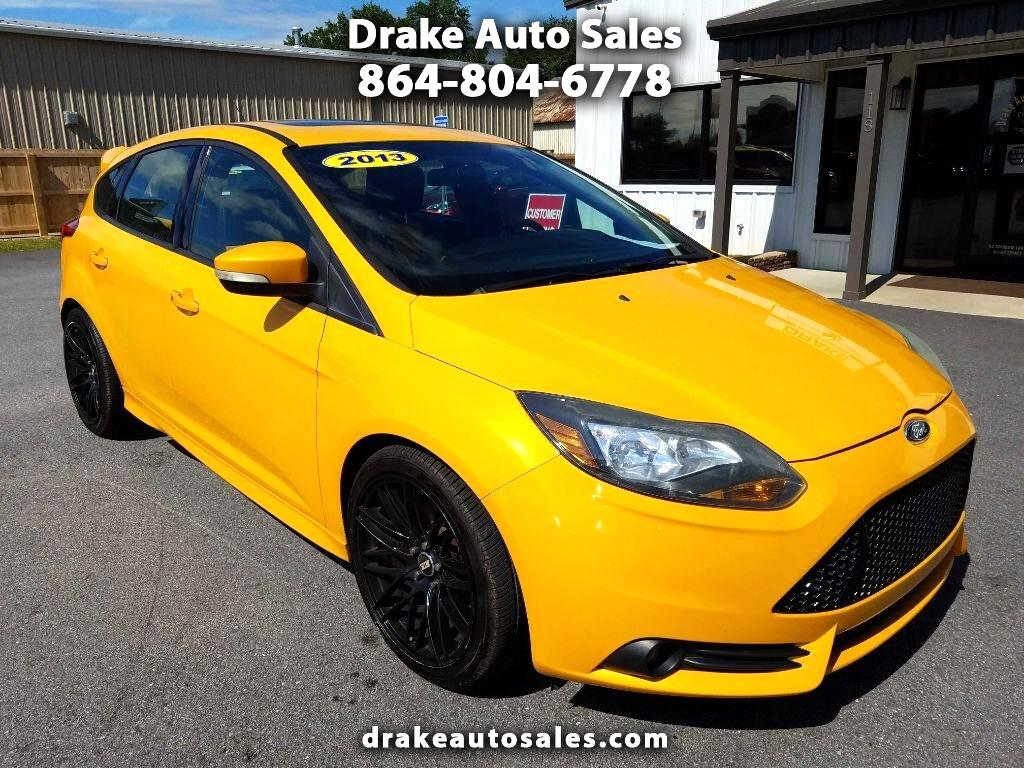 Ford Focus 5dr HB ST 2013