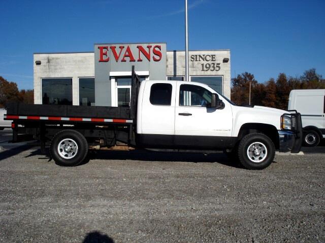 2008 Chevrolet Silverado 3500HD Work Truck  Ext. Cab 4WD