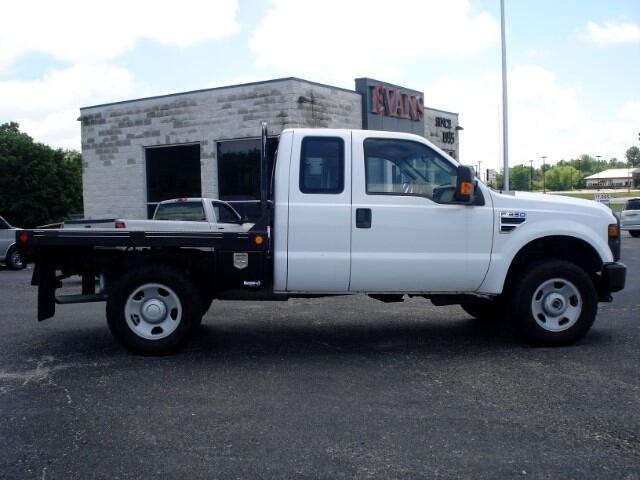 2009 Ford F-350 SD XL SuperCab 4WD