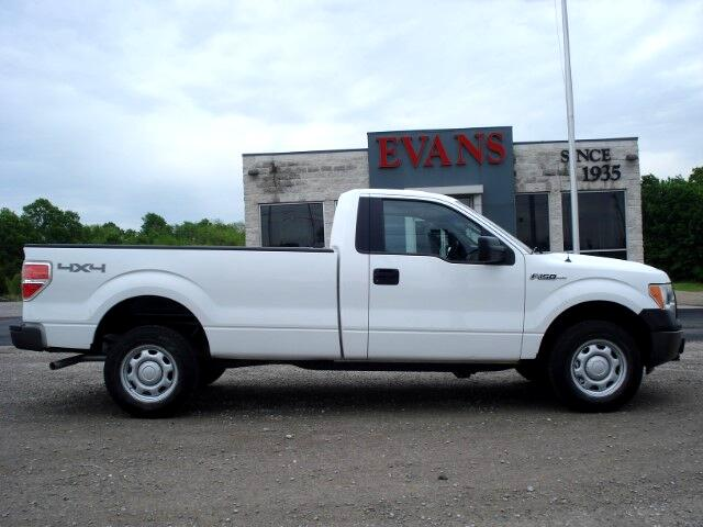 2010 Ford F-150 XL 8FT BED 4X4