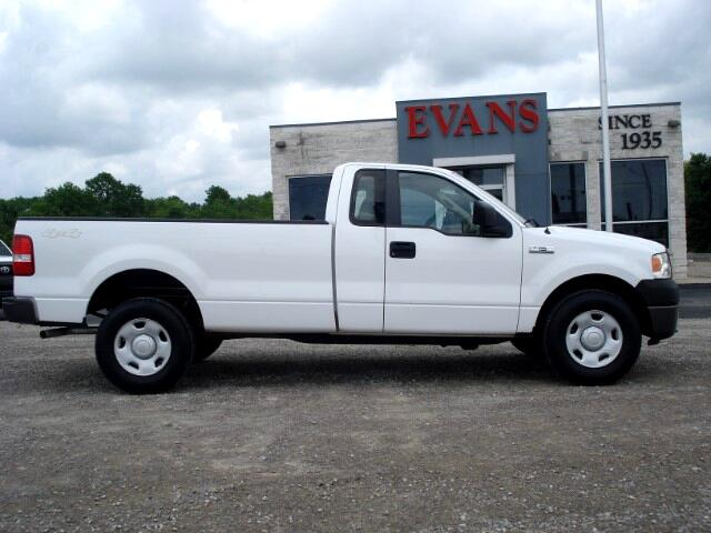 2008 Ford F-150 XLT Long Box 4WD