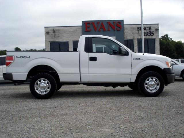 2012 Ford F-150 XL 6.5-ft. Bed 4WD