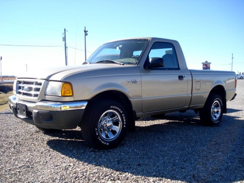 2001 Ford Ranger XL 3.0 2WD