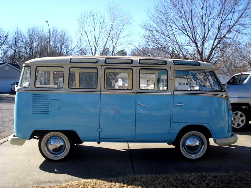 1975 Volkswagen Bus 23 WINDOW