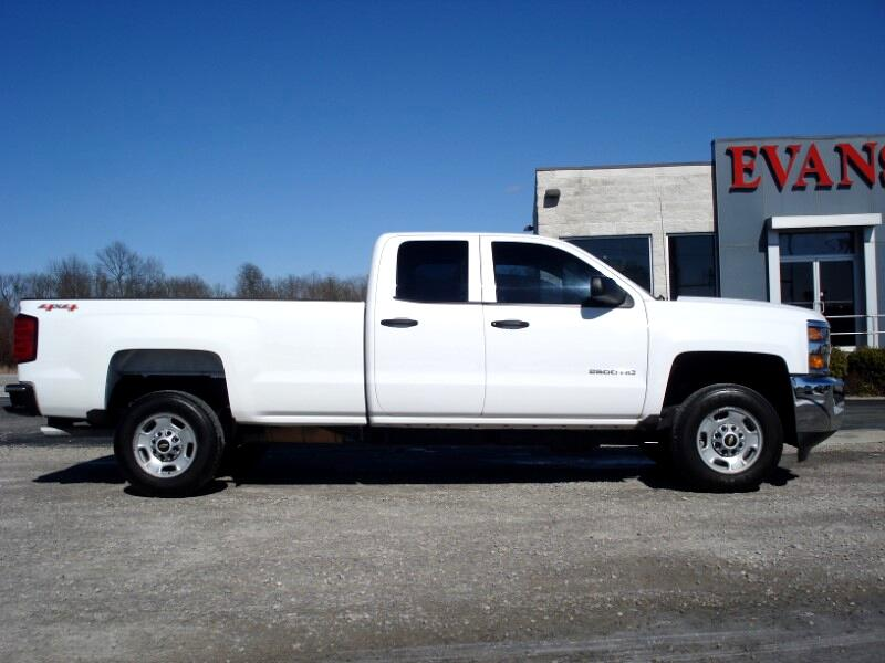 2015 Chevrolet Silverado 2500HD Work Truck Double Cab Long Box 4WD