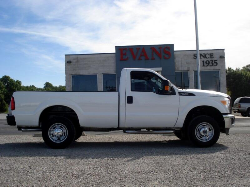 2012 Ford F-250 SD XL Reg. Cab 4WD