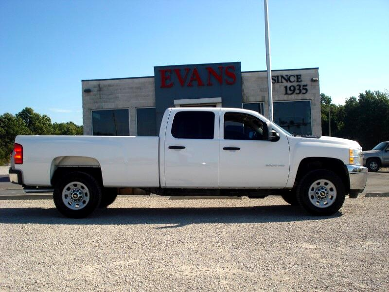 2012 Chevrolet Silverado 3500HD CREW CAB LONG BED 4X4 3500