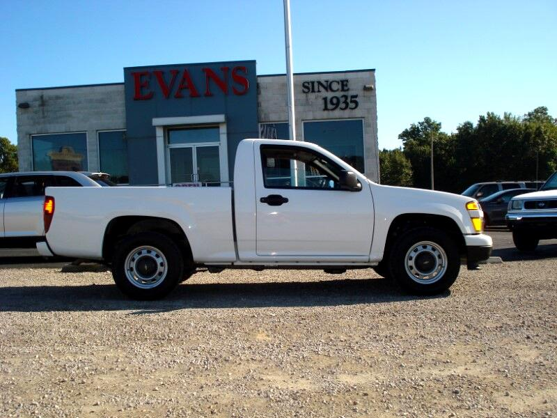 2012 Chevrolet Colorado REGULAR CAB 2WD TRUCK