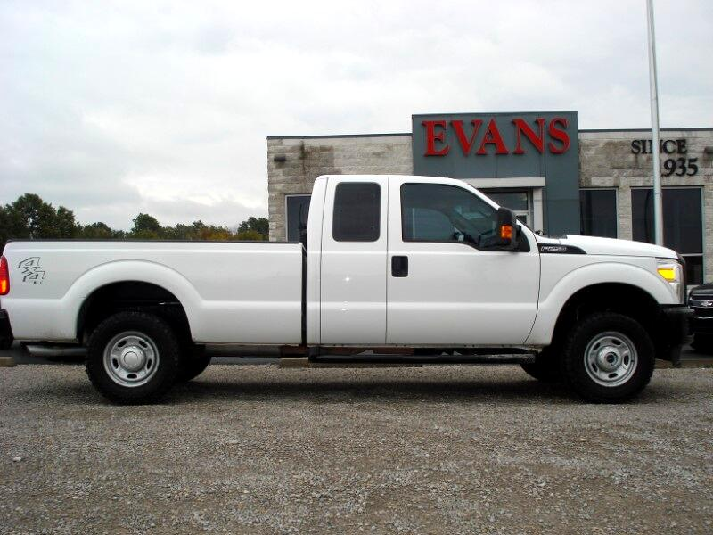 Ford F-250 SD XL SuperCab Long Bed 4WD 2015