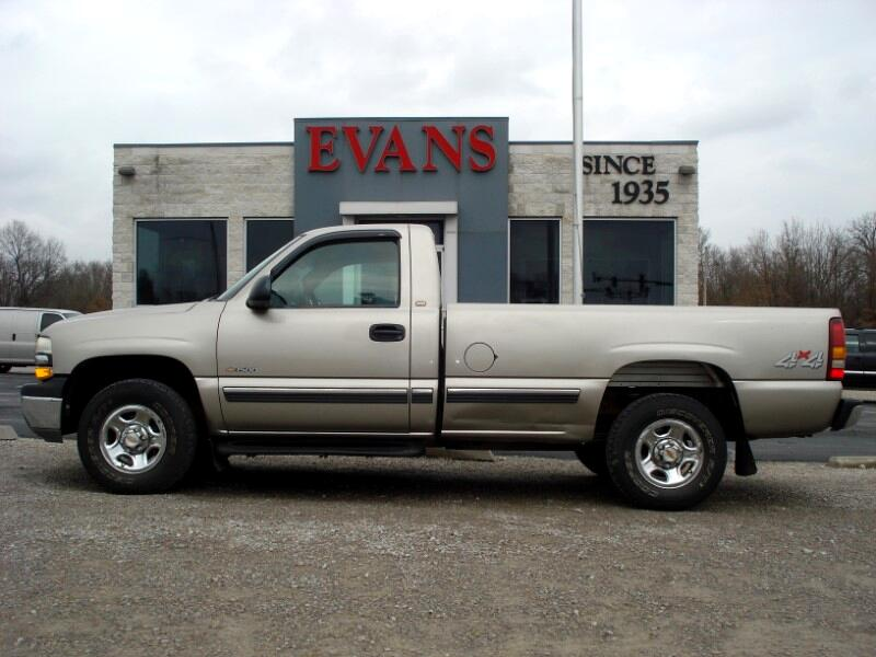 Chevrolet Silverado 1500 Reg. Cab Long Bed 4WD 2000