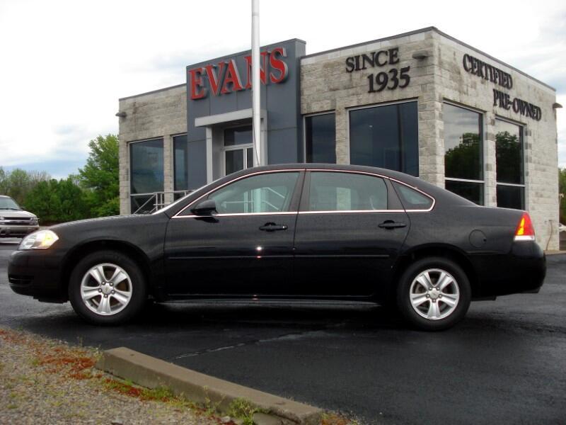 Chevrolet Impala Limited LS Fleet 2016