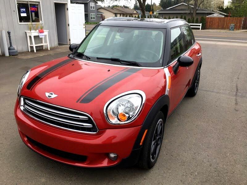 2016 MINI Countryman Base