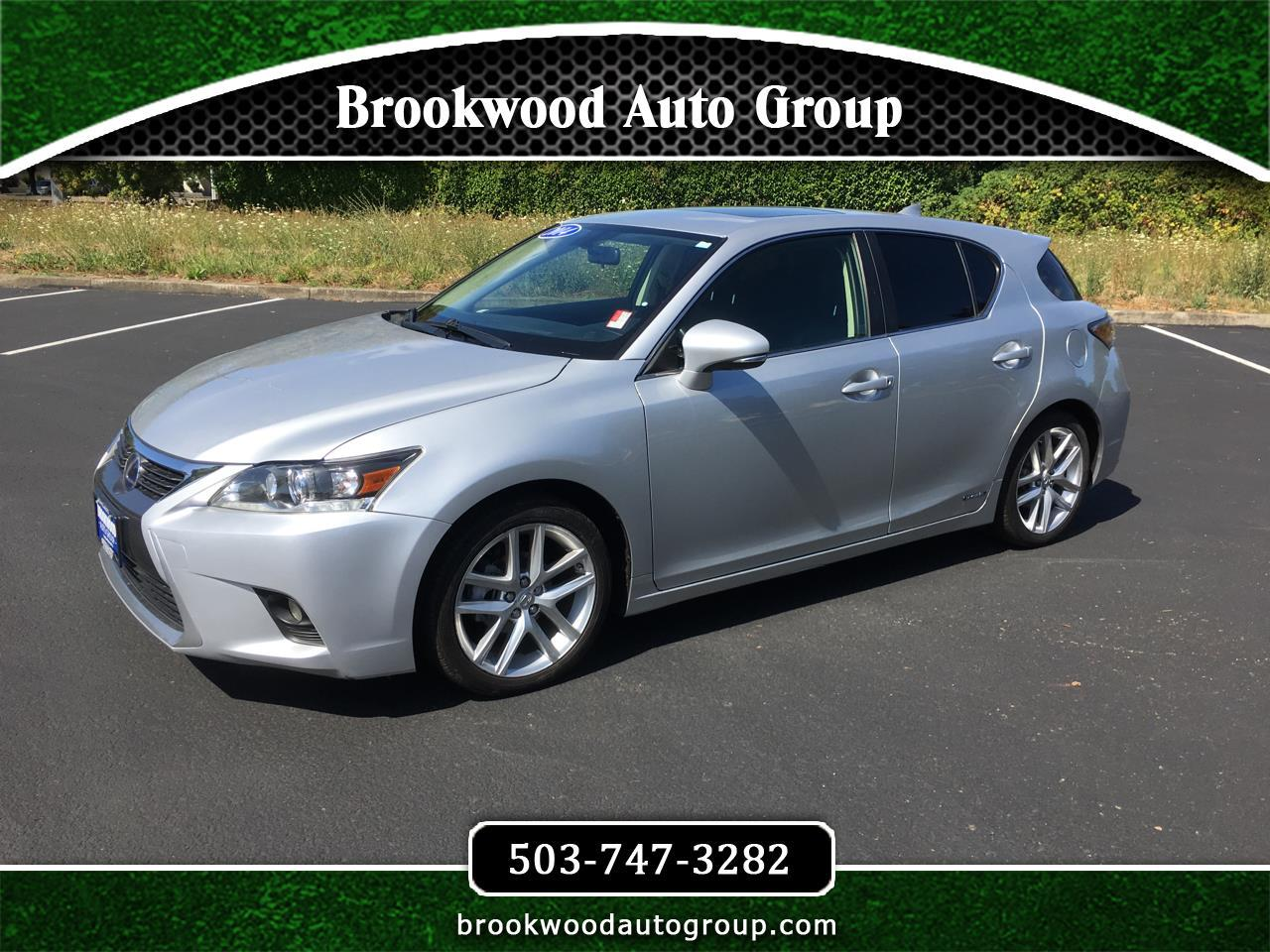Lexus CT 200h Base 2014