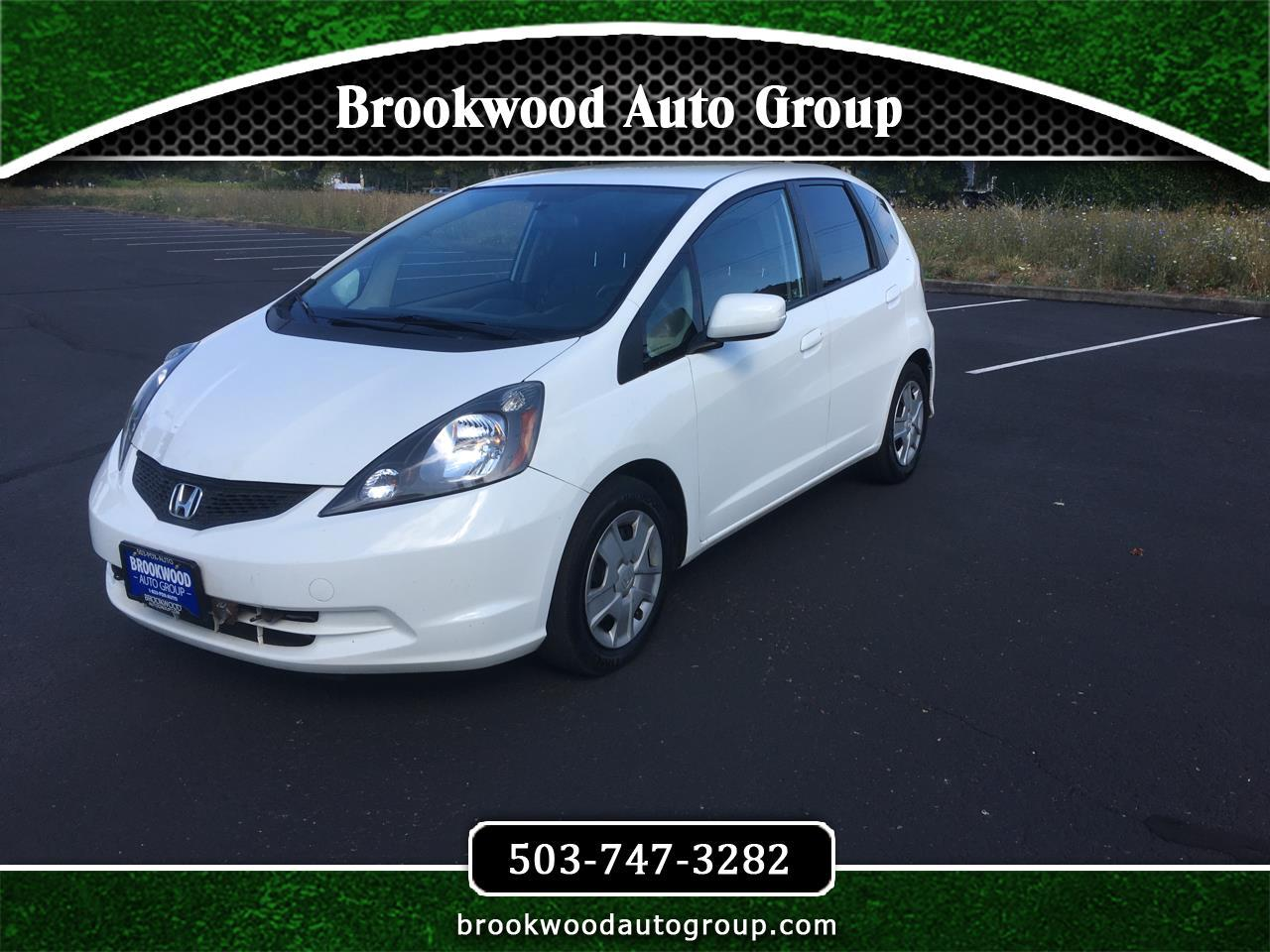 Honda Fit 5dr HB AT 2013