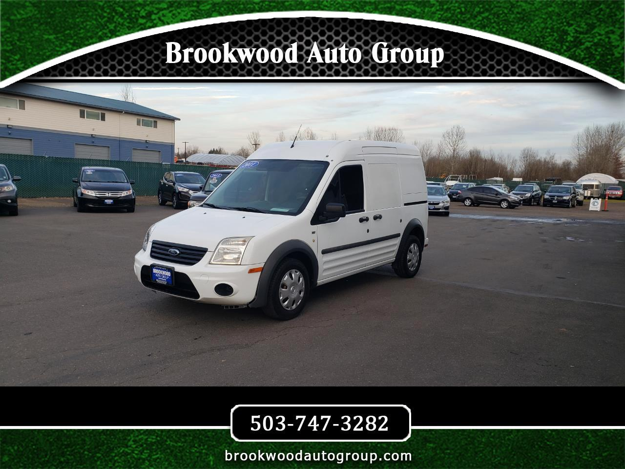 "Ford Transit Connect 114.6"" XLT w/o side or rear door glass 2011"