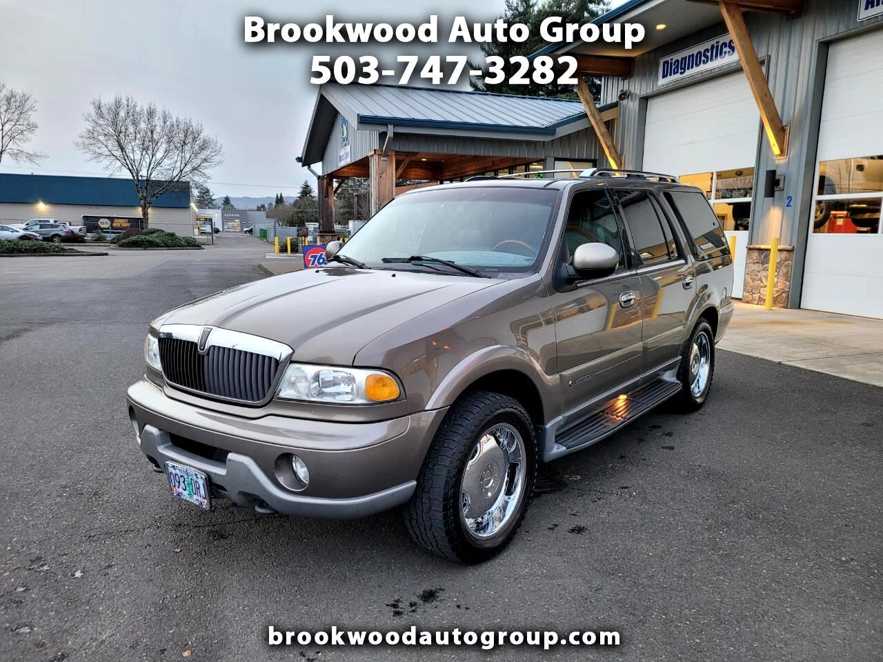 Lincoln Navigator 4WD 2001