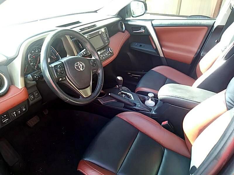 Toyota RAV4 AWD 4dr Limited (Natl) 2015