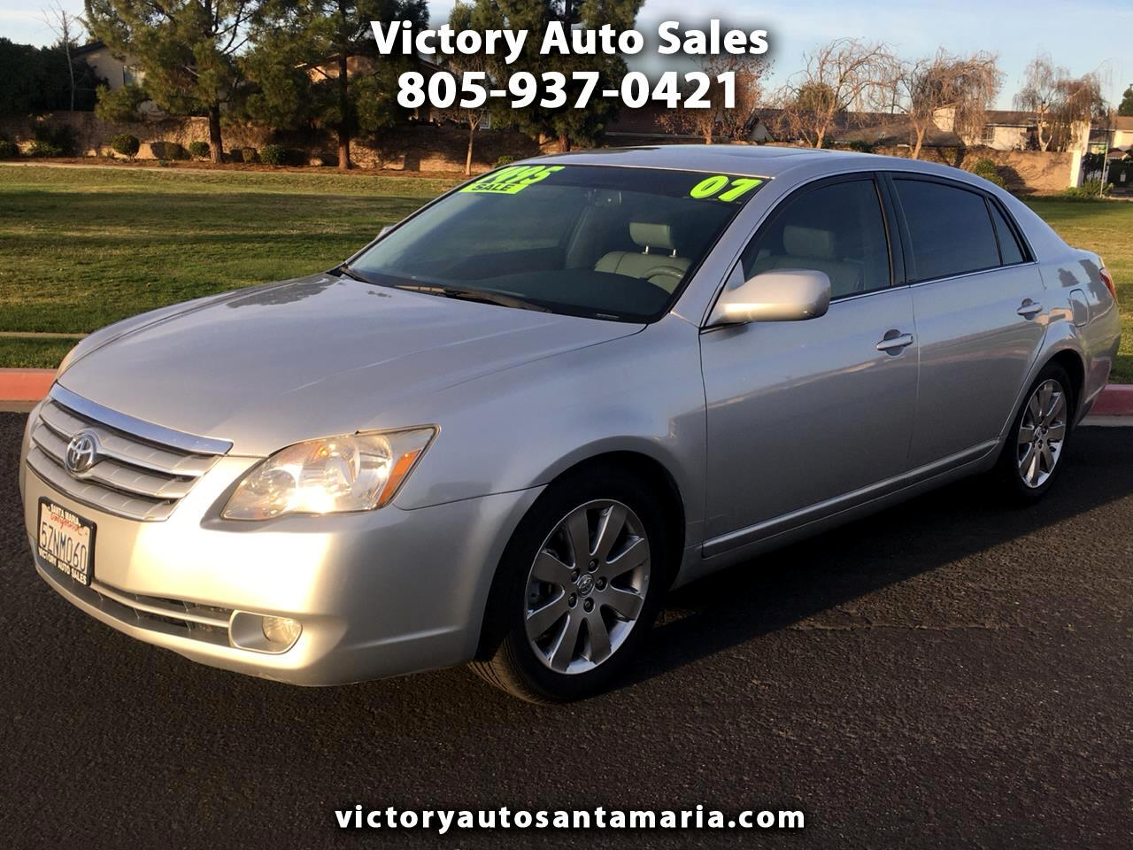 Toyota Avalon Limited 2007