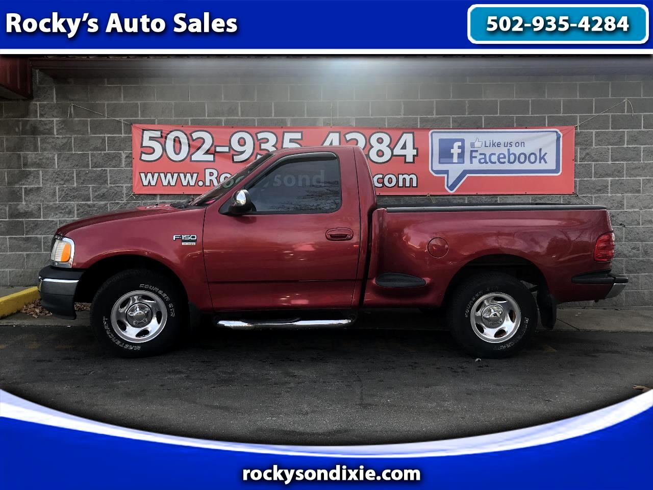 Ford F-150 XL Reg. Cab Flareside 2WD 2000