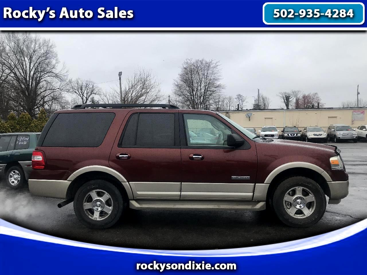 Ford Expedition 4WD 4dr Eddie Bauer 2007