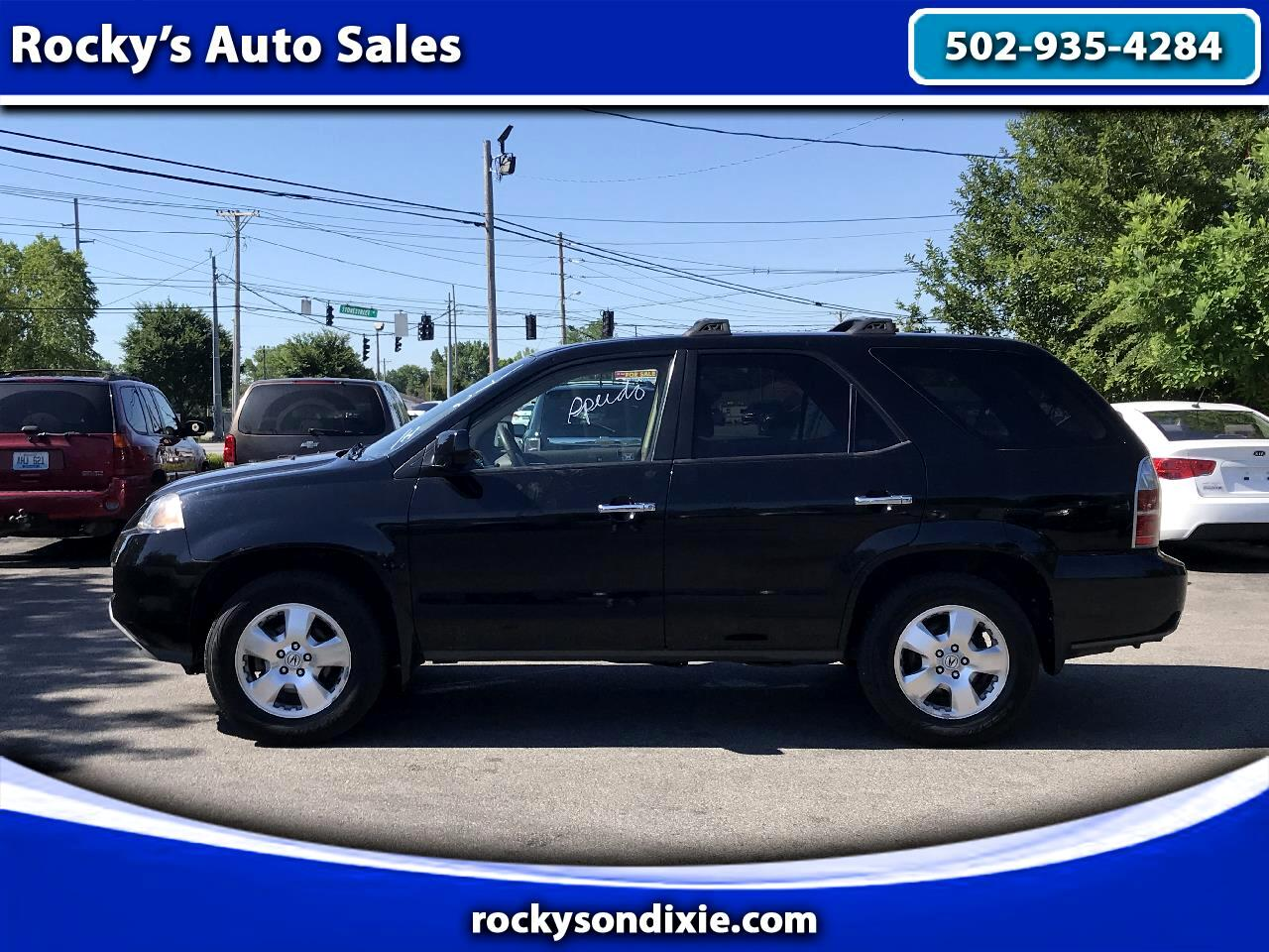 Acura MDX 4dr SUV AT 2005