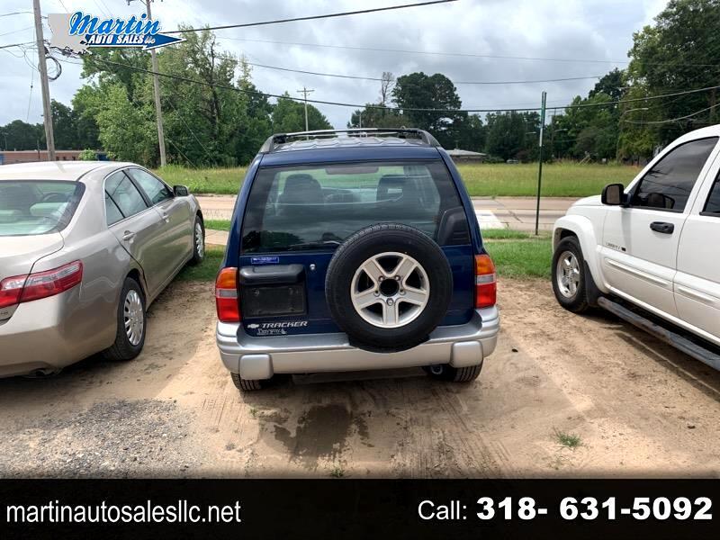 Chevrolet Tracker LT 4-Door Hardtop 2WD 2002
