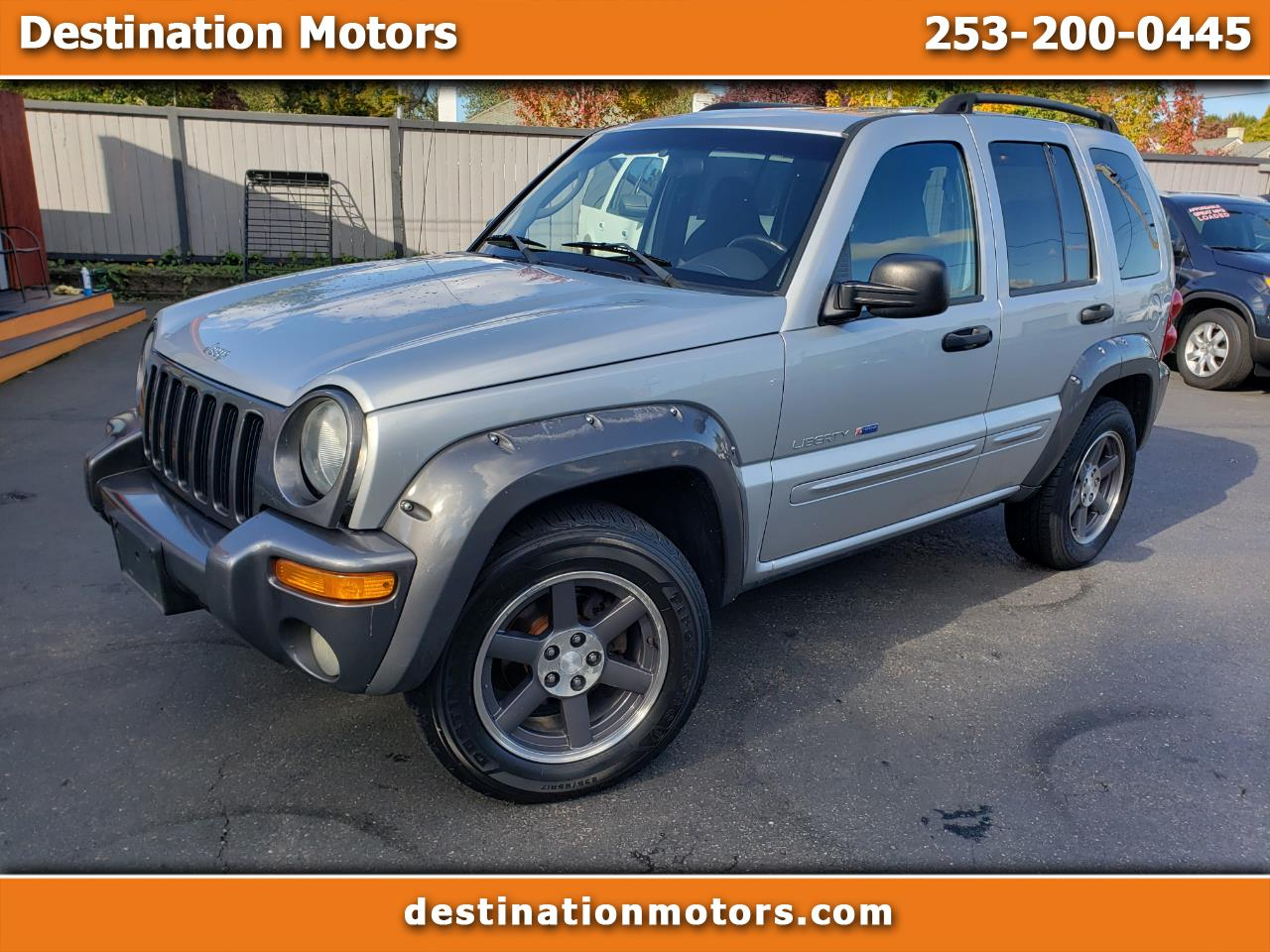 2003 Jeep Liberty Sport Freedom Edition 4WD