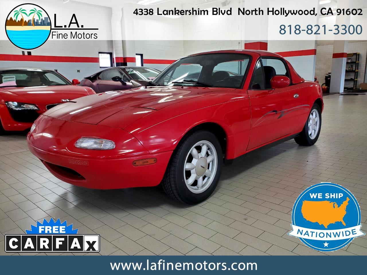 Mazda MX-5 Miata Base 1990