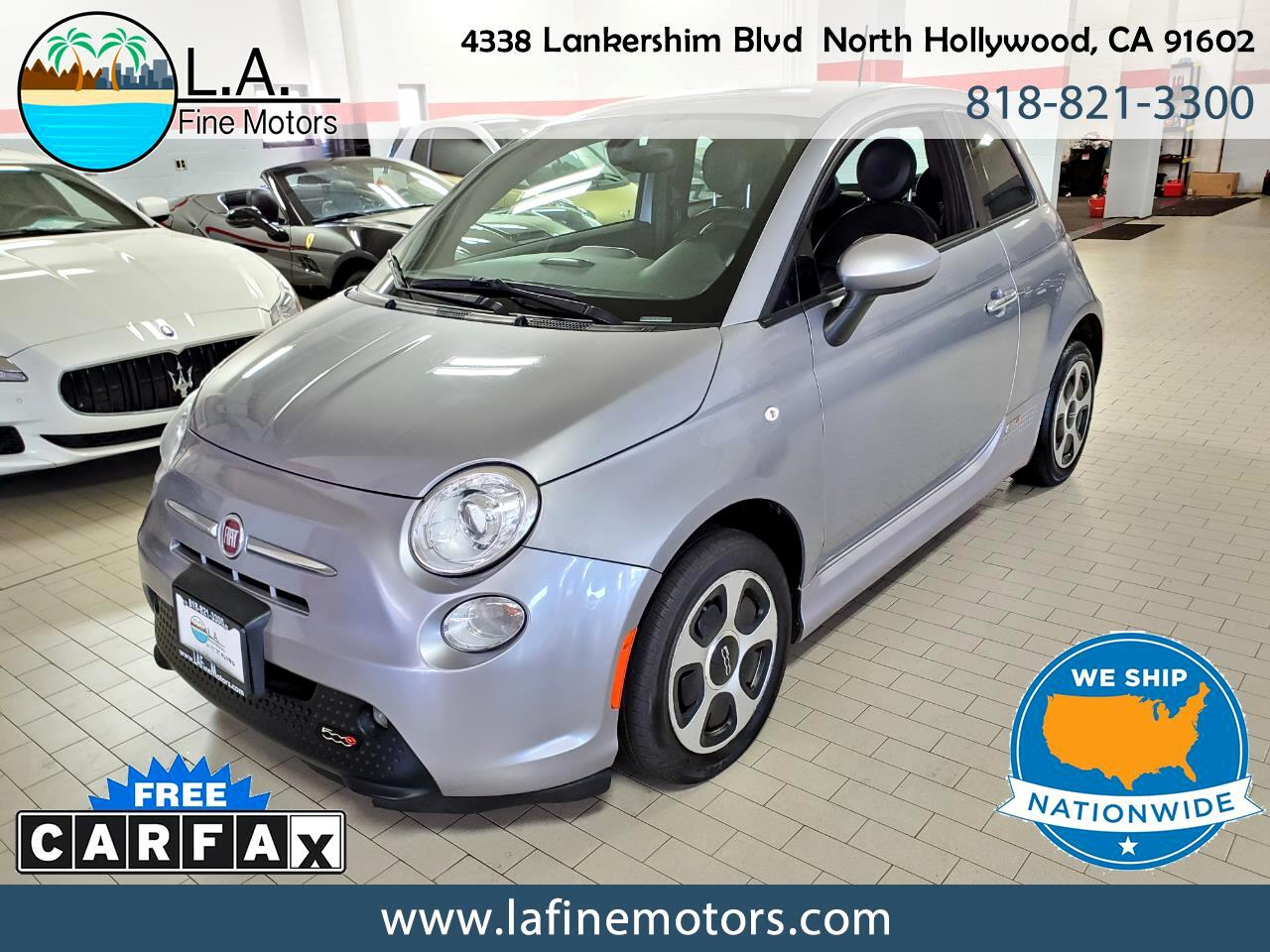 Fiat 500e Battery Electric Hatchback 2016