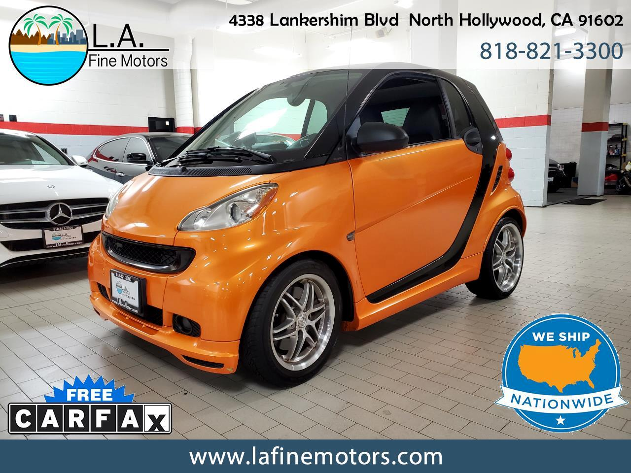smart Fortwo  2009