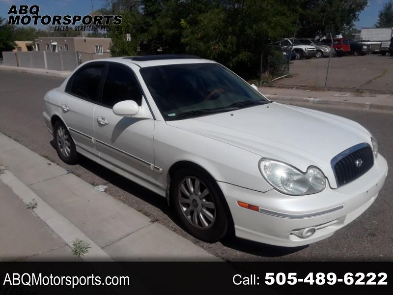 Hyundai Sonata 2003 for Sale in Albuquerque, NM