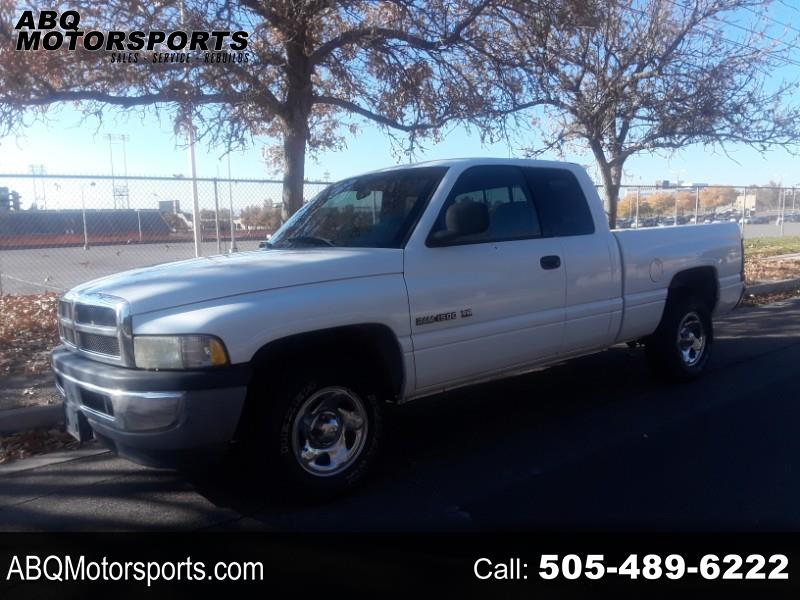 Dodge Ram 1500 Quad Cab Short Bed 2WD 2001