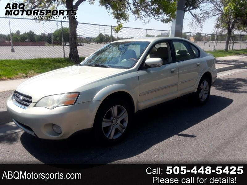 Subaru Outback 3.0R L.L.Bean Edition Sedan 2006
