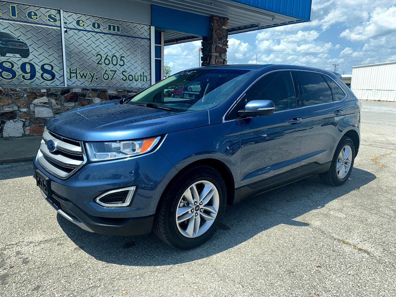 Ford Edge SEL FWD 2018