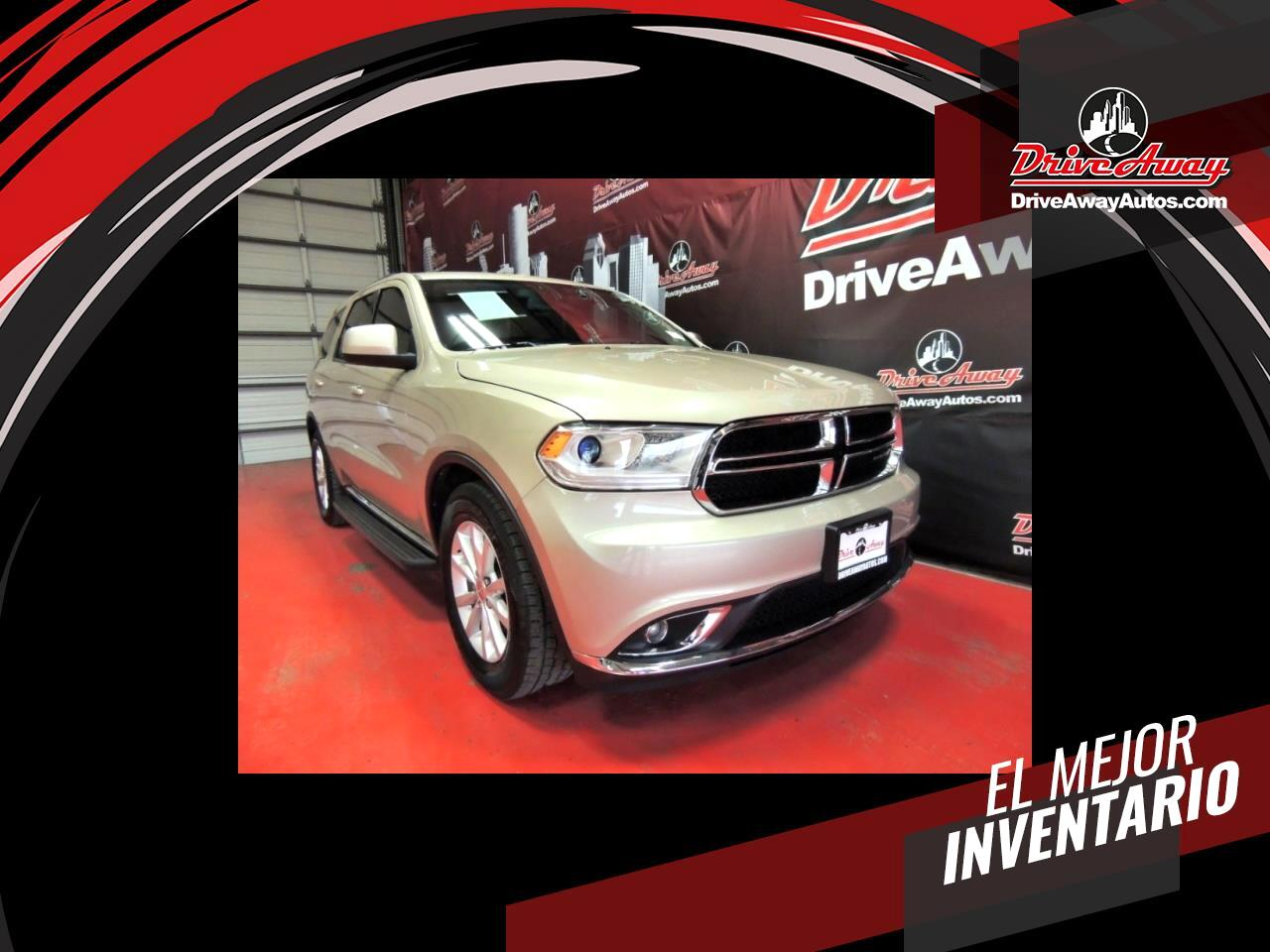 Dodge Durango SXT RWD 2015