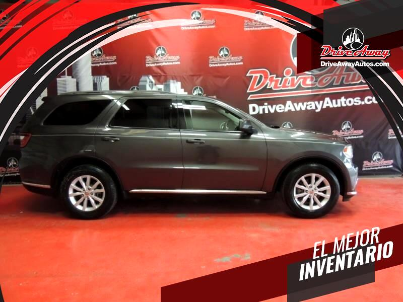 Dodge Durango SXT RWD 2014