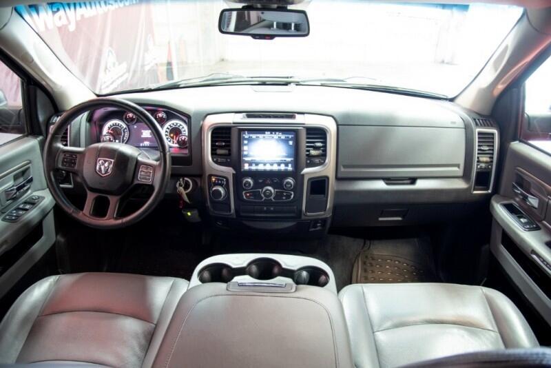 RAM 1500 SLT Crew Cab SWB 2WD 2013