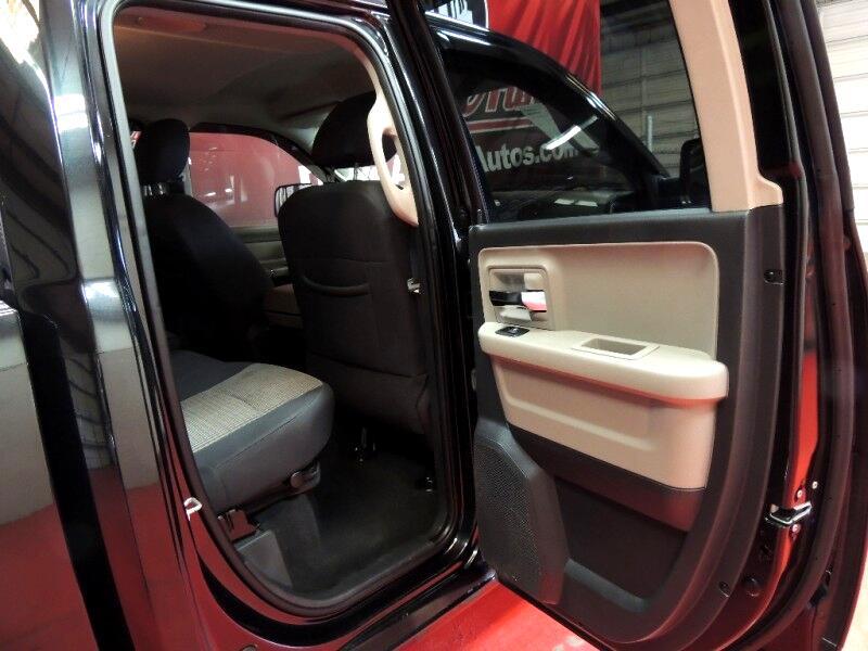 RAM 1500 ST Quad Cab 2WD 2011