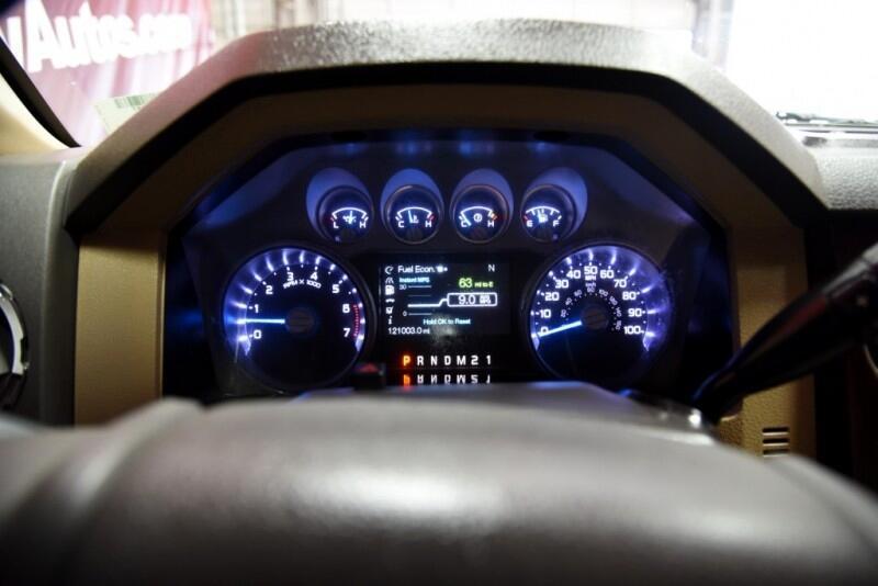 Ford F-350 SD XL Crew Cab 4WD 2012