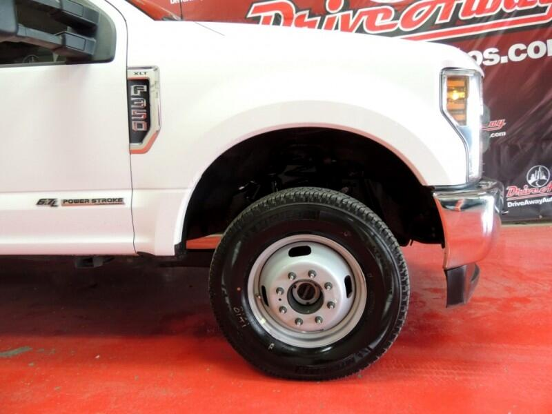 Ford F-350 SD XL Crew Cab Long Bed DRW 4WD 2018