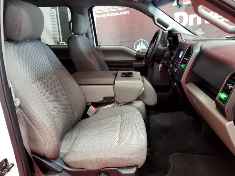 Ford F-150 XL SuperCrew 5.5-ft. Bed 2WD 2018