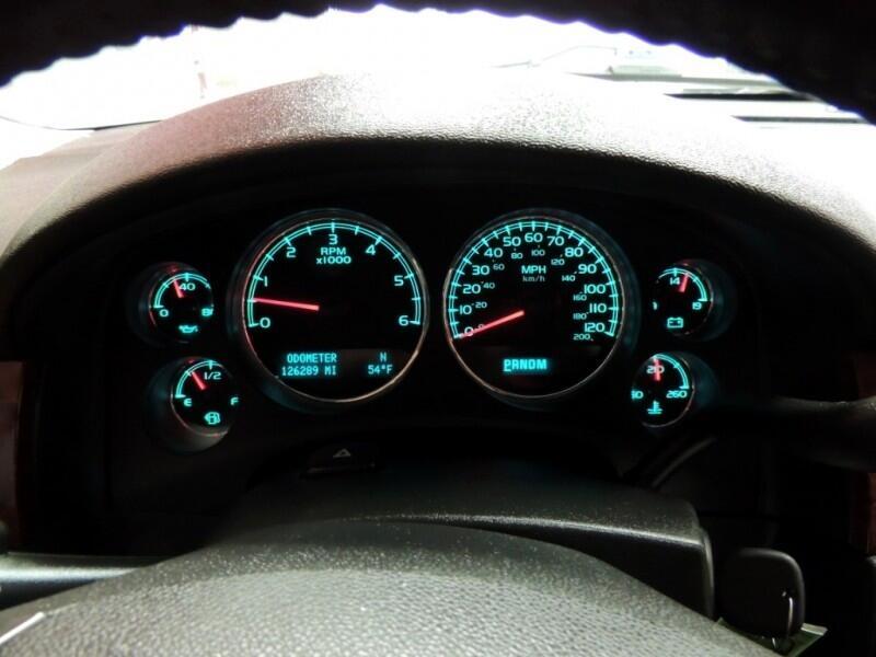 Chevrolet Tahoe LT1 2WD 2009