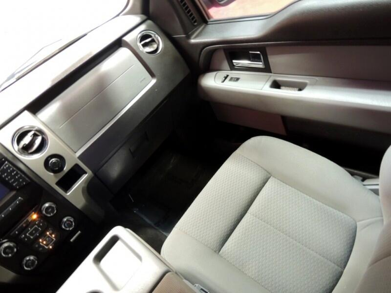 Ford F-150 XL SuperCrew 6.5-ft. Bed 2WD 2013